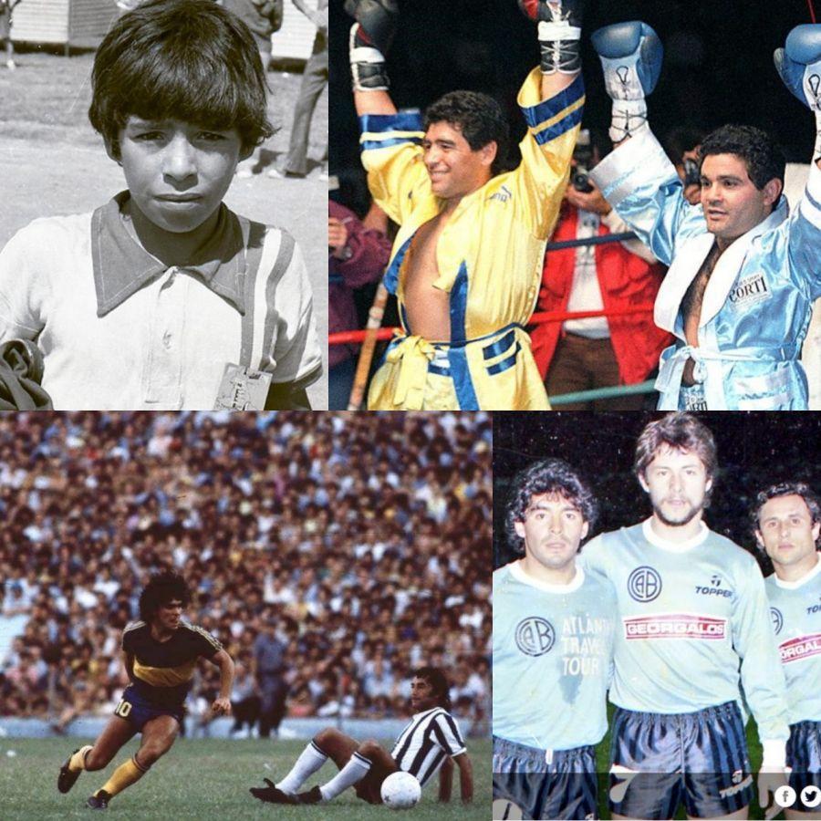 Maradona Córdoba 1