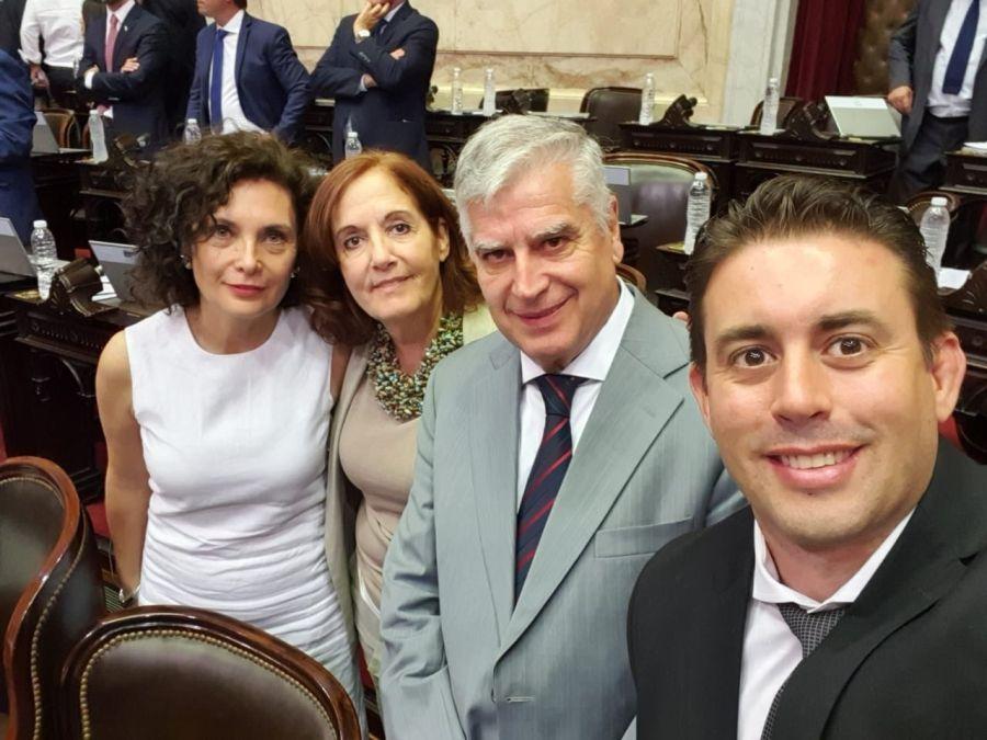 25_10_2020_Cedoc_Perfil_EN EL CONGRESO. Los diputados por Córdoba brindarán un apoyo selectivo a la Nación en el recinto.