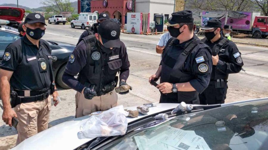 2020 26 10 Controles PSA Ruta Narco