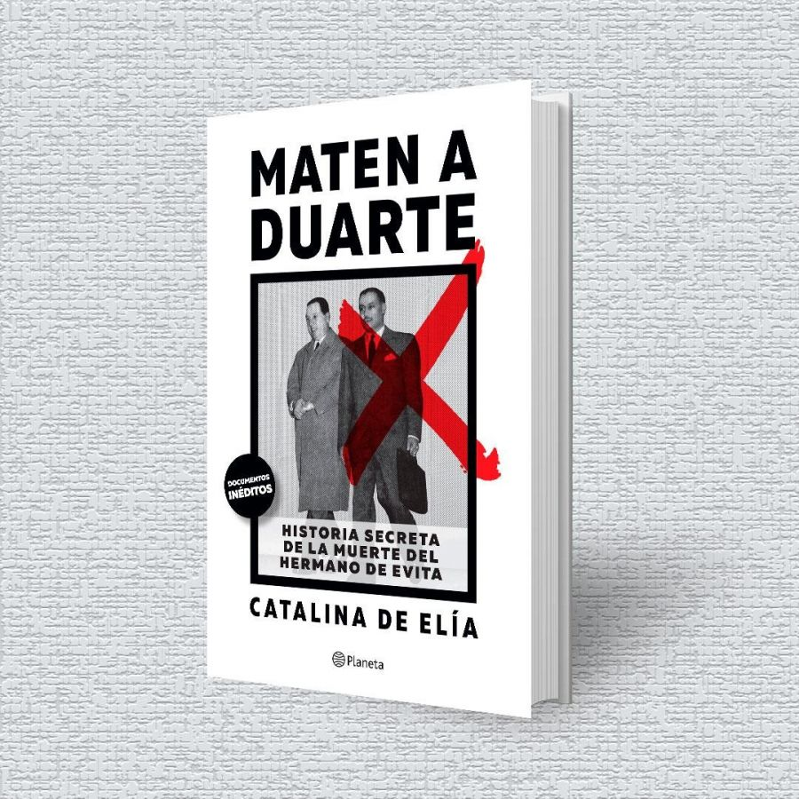Maten a Duarte-Planeta