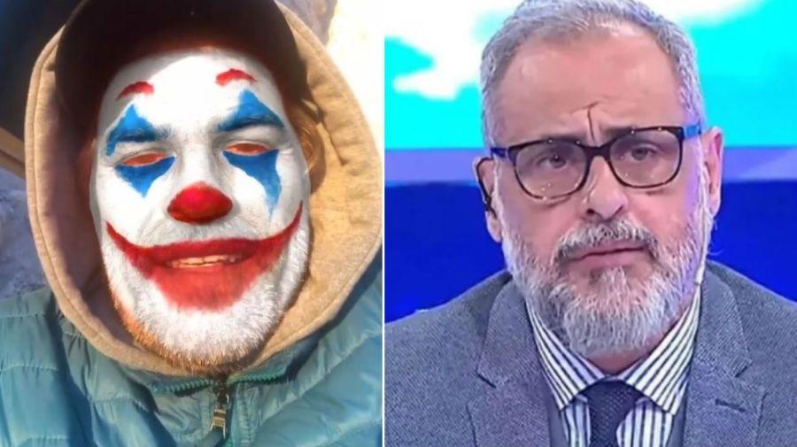 Patricio Gimenez y Jorge Rial
