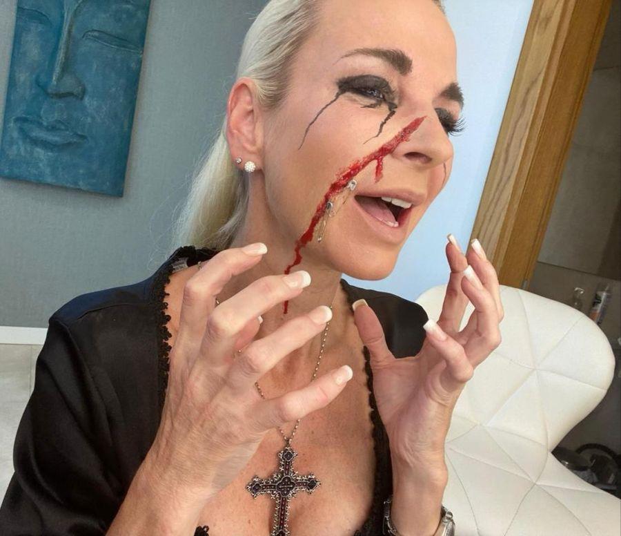 Un maquillaje especial para Halloween