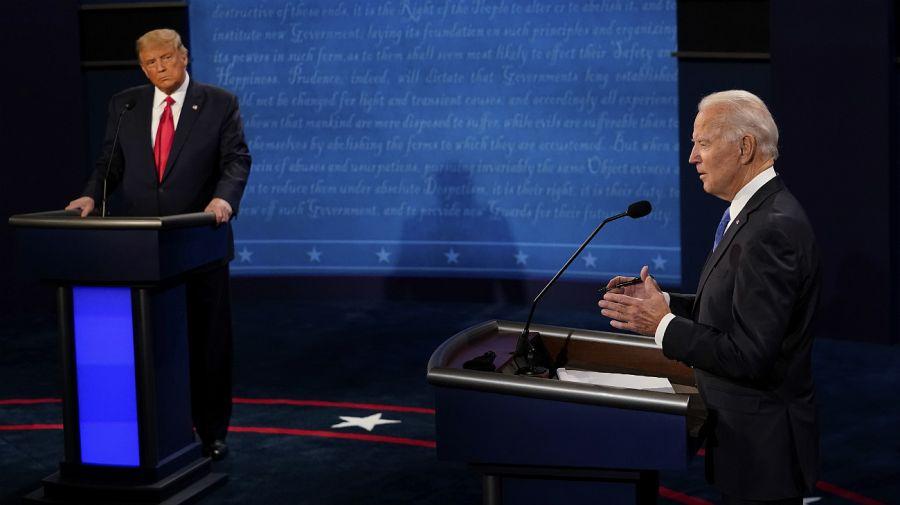 Elecciones en Estados Unidos. Trump vs. Biden.