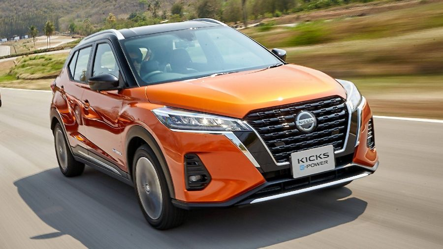 Nissan Kicks 2021