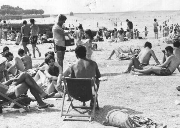 Balneario Saint Tropéz, Costa Salguero (1969)