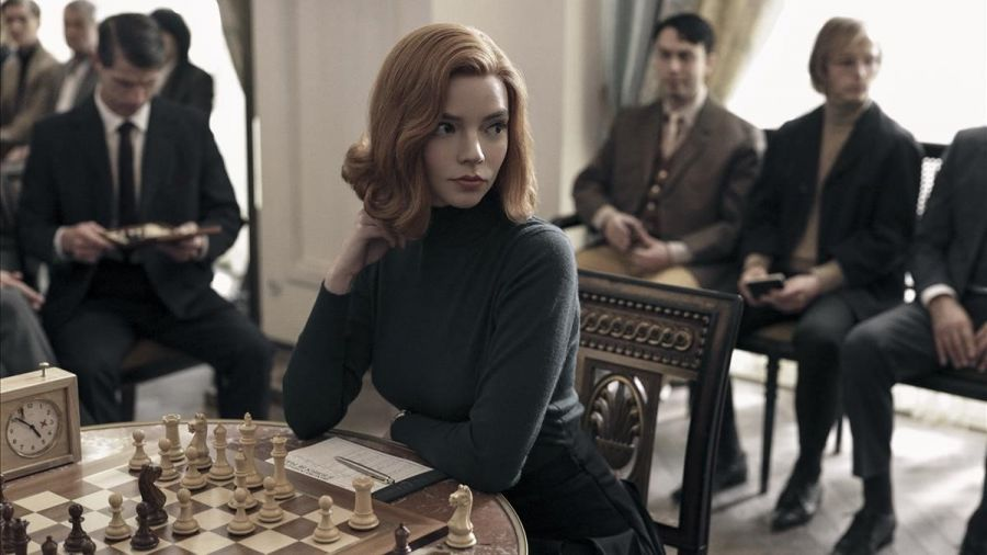 Gambito de Dama: el ajedrez bajo la mirada de una joven prodigio