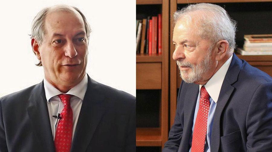 Luiz Inacio Lula Da Silva y Ciro Gomez 20201030