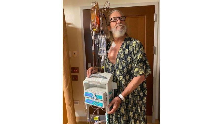 Jeff Bridges inició su tratamiento contra el cáncer