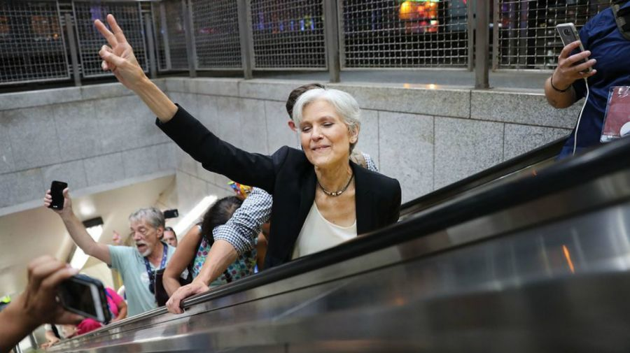 candidatos estados unidos Jill Stein Kaney West Phil Collins
