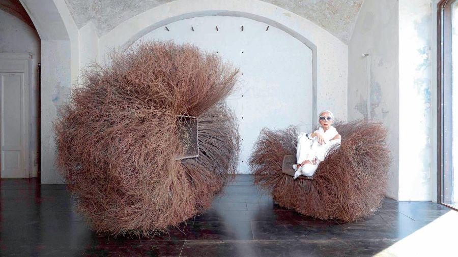 Diseñadora Rossana Orlandi