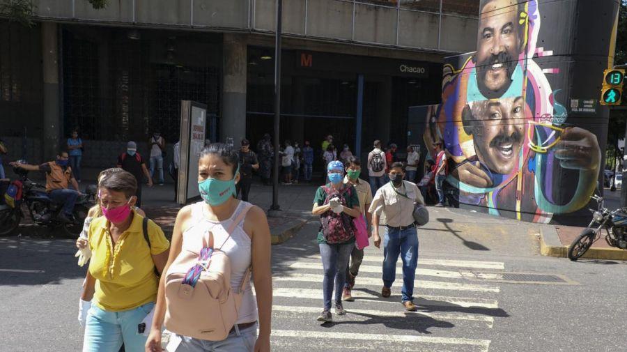 Crísis Económica en Venezuela 20201103