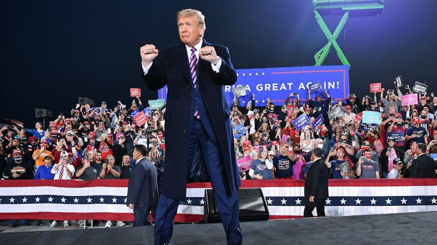 Elecciones en Estados Unidos 2020. Expectativas de Donald Trump.