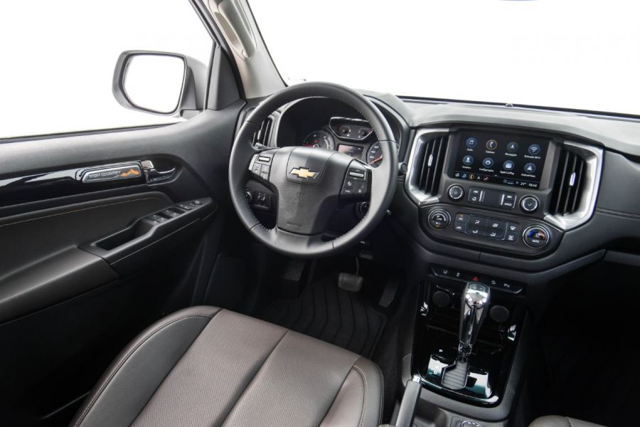 Fecha de lanzamiento para la nueva Chevrolet S10