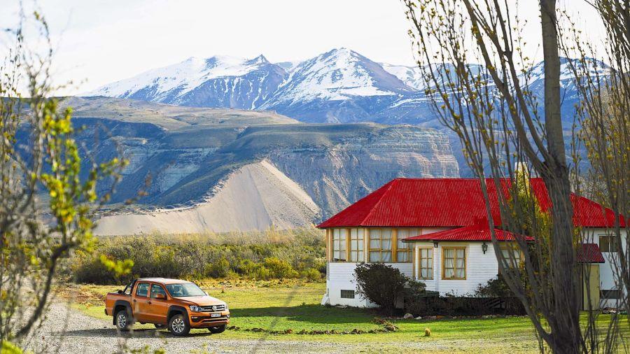 Operativo / Volkswagen Amarok V6 258 CV Comfortline / Patagonia