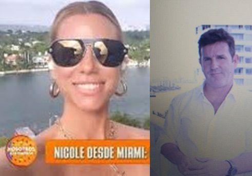 Revelan quién sería el verdadero novio de Nicole Neumann