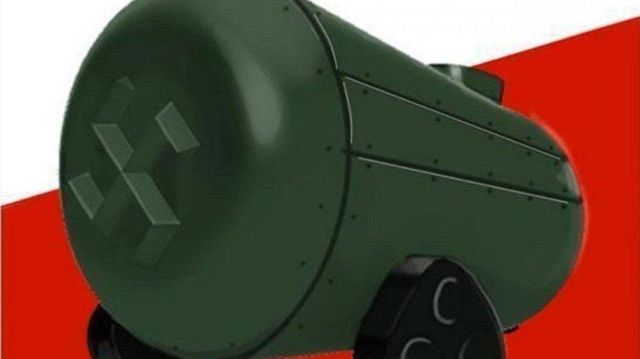 El diseño de la aspiradora nazi