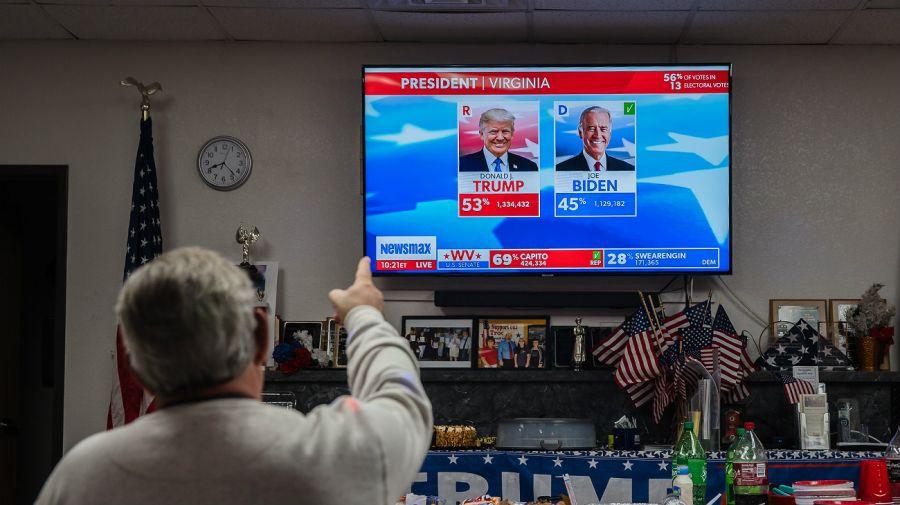 Elecciones en Estados Unidos 2020. La espera disparó otros ganadores.