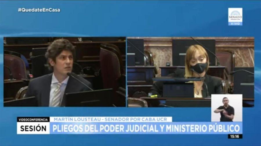 juez Daniel Beja Lousteau y Sagasti 20201105