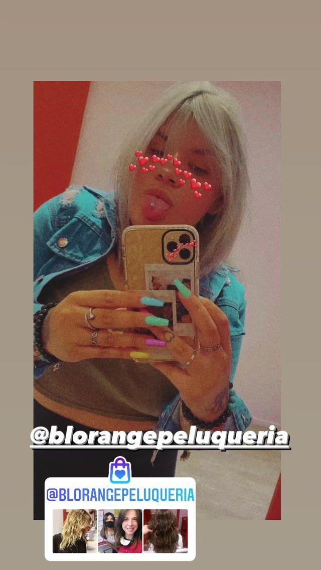 Morena Rial cambió de look: nuevo corte de pelo y color