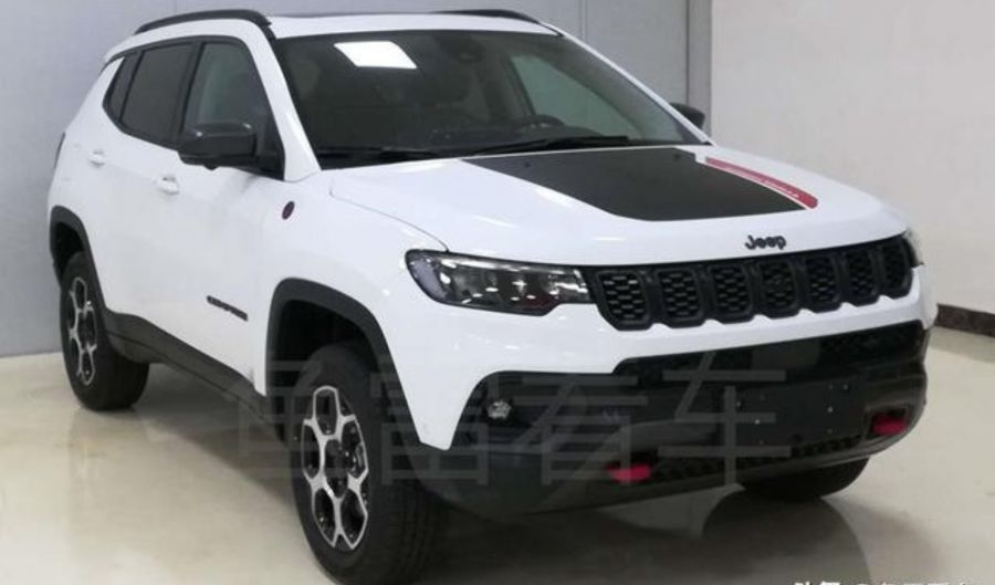 Jeep Compass 2021 (restyling)