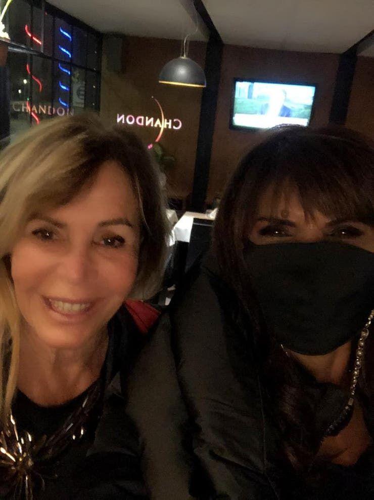 Anamá Ferreyra asistió a un cumpleaños, cantó, celebró y después anunció que tenía Coronavirus