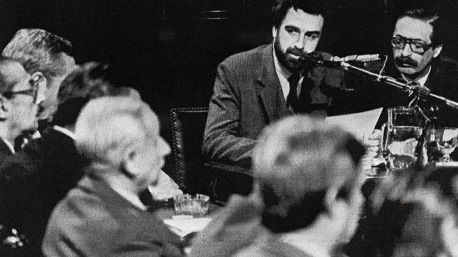 Luis Moreno Ocampo y Julio César Strassera