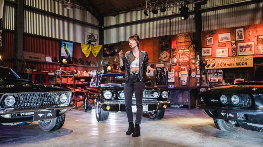 Ford Mustang Aniversario