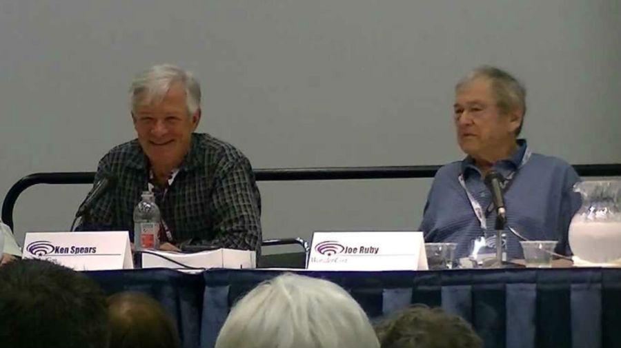 Ken Spears y Joe Ruby