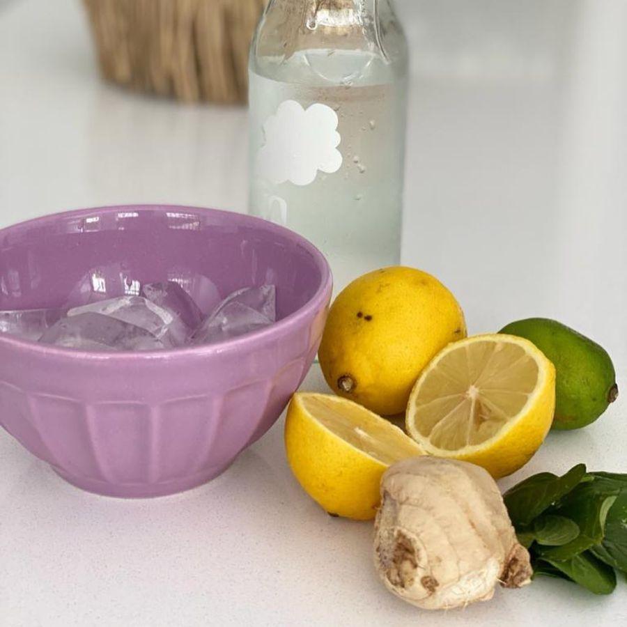 Romina Pereiro te cuenta el secreto para una limonada casera perfecta
