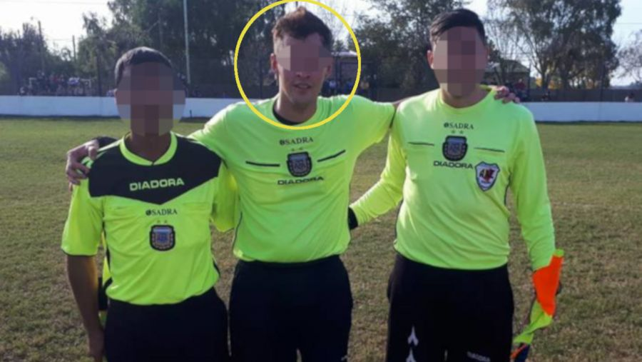2020 10 11 Arbitro Ataque Villarreal