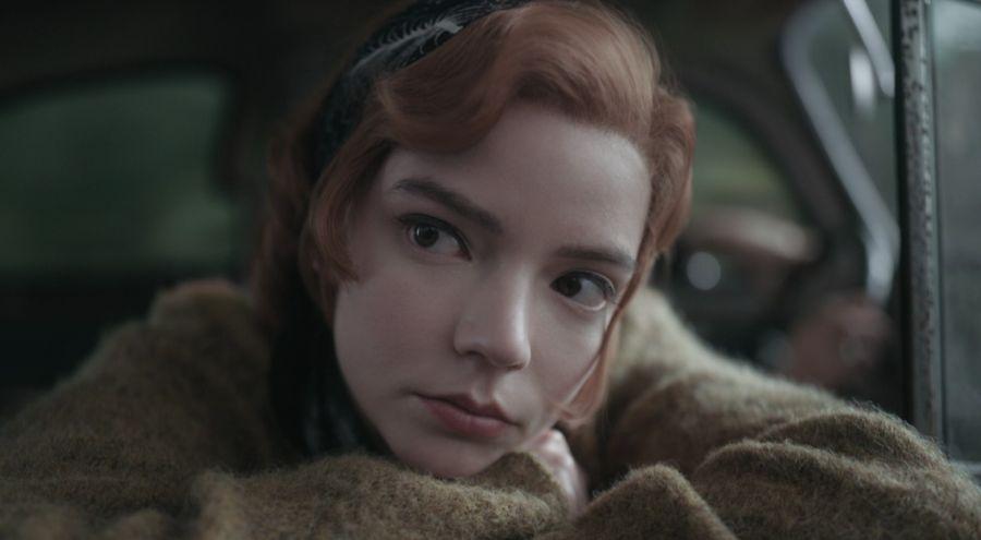 Anya Taylor-Joy la protagonista de Gambito de dama