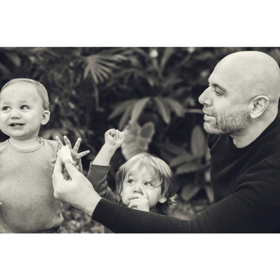 EN FOTOS | Conocé la casa donde Germán Martitegui vive con sus hijos