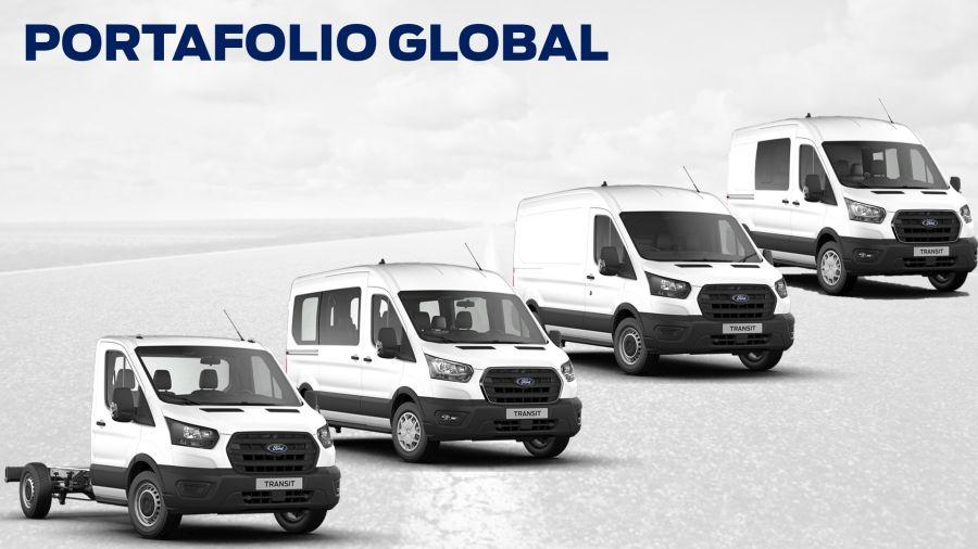 Ford fabricará el Transit en Uruguay