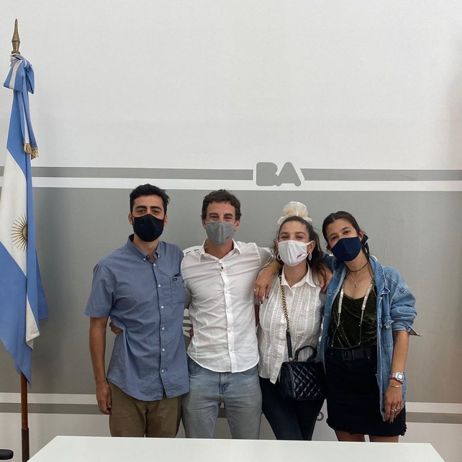 Juana Repetto se casó con Sebastián Graviotto de sorpresa
