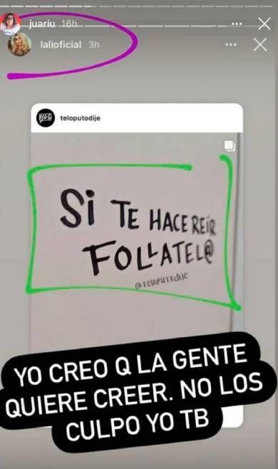 Lali Espósito y Miguel Ángel Silvestre, cada vez más cerca: los indicios en redes sociales
