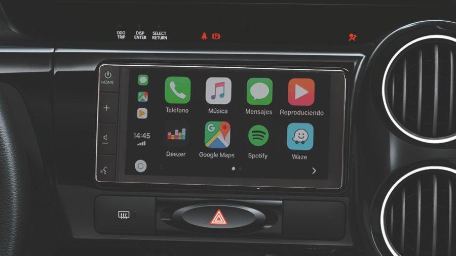 Toyota actualiza audio y conectividad del Etios