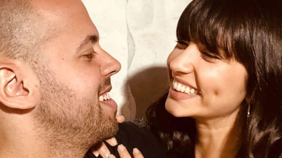Mati Napp y Julieta Antón