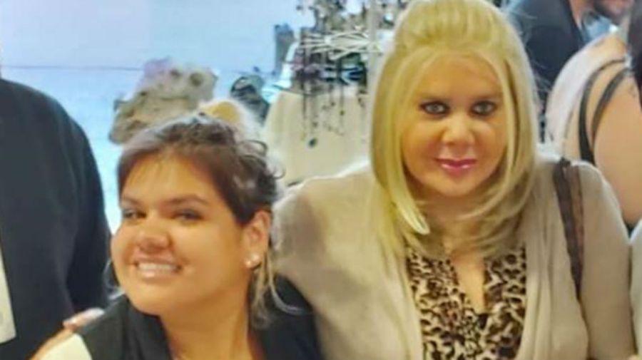 Morena Rial y Jacqueline Patoka
