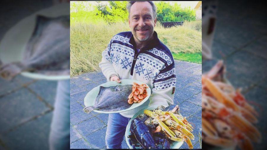 Adam Price, guionista de Borgen y celebridad culinaria en Dinamarca