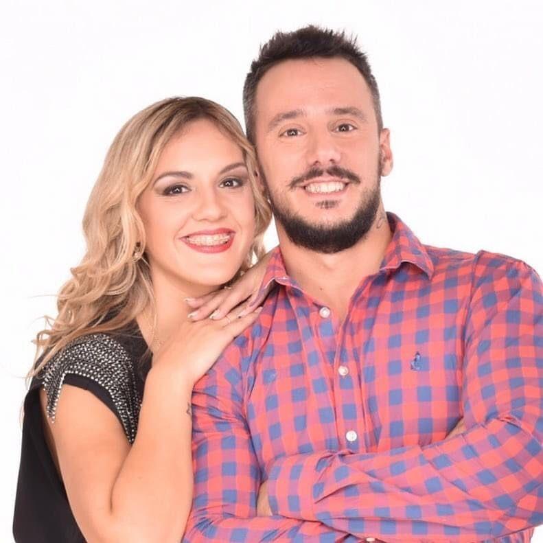 El drama de la ex Chiquititas: el marido de Nadia Di Cello fue allanado por narcotráfico