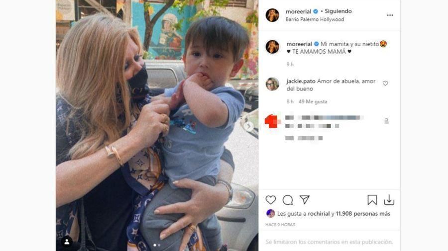 Jackie Pato y Francesco Benicio