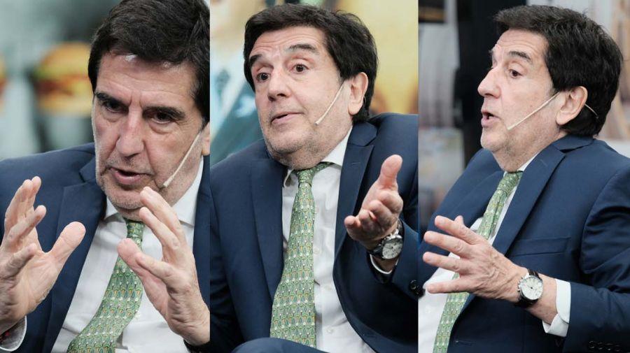 Carlos Melconian, en la entrevista con Jorge Fontevecchia.