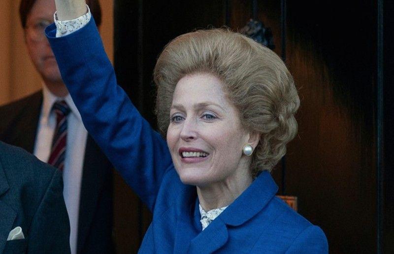 La cuarta temporada de The Crown suma a Lady Di y Margaret Thatcher