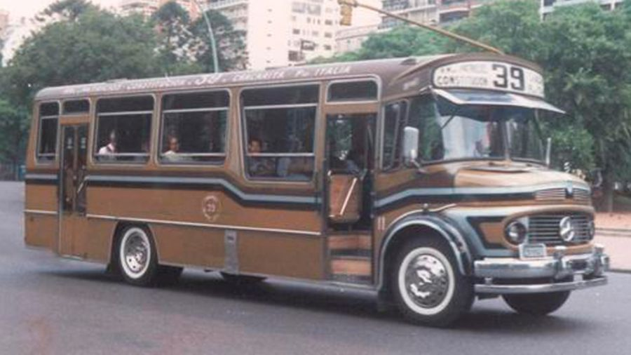 Mercedes Benz 1114