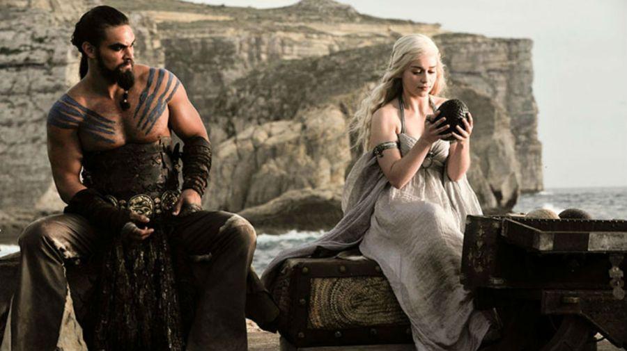 Jason Momoa - Game Of Thrones