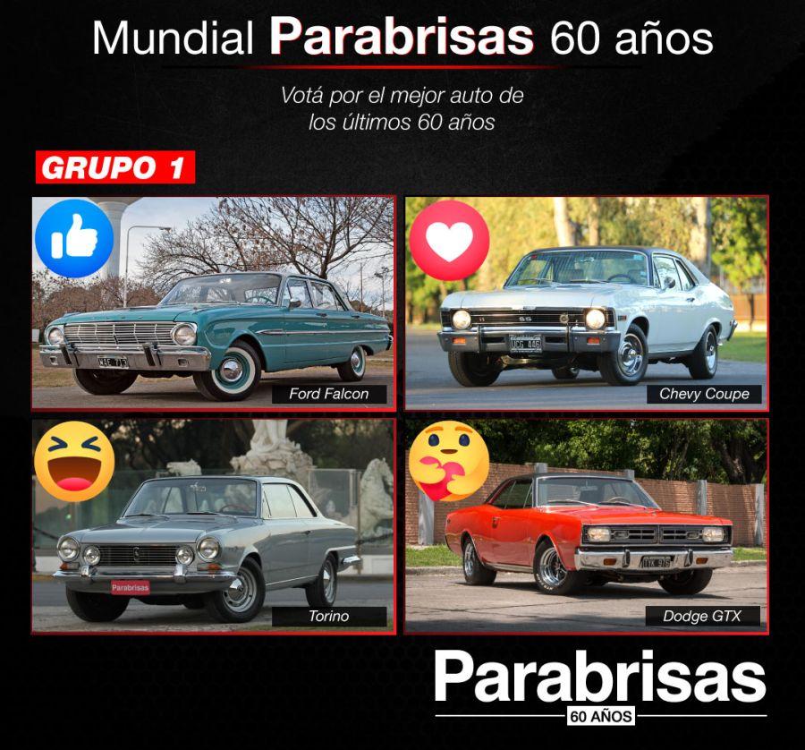 Mundial Revista Parabrisas 60 aniversario