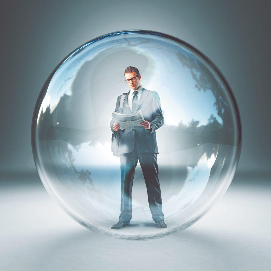 Burbujas sociales para limitar riesgos