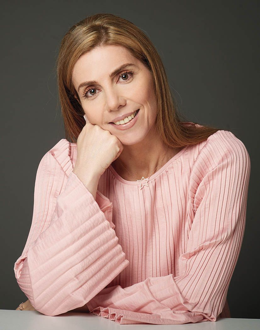 Entrevista Florencia Bonelli