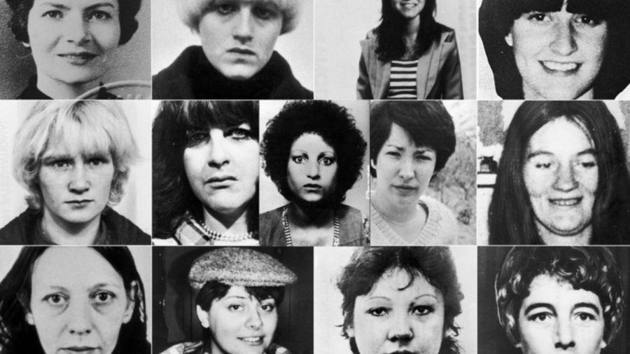 Mujeres asesinadas por el destripador de Yorkshire
