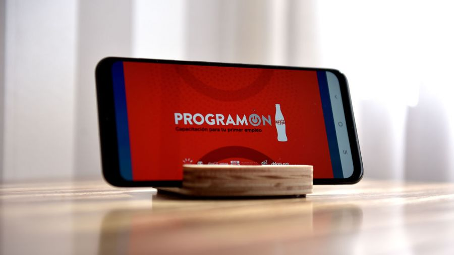 ProgramON, el programa de alfabetización digital de Coca-Cola 20201116